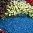 Технология изготовления покраски декоративного цветного щебня